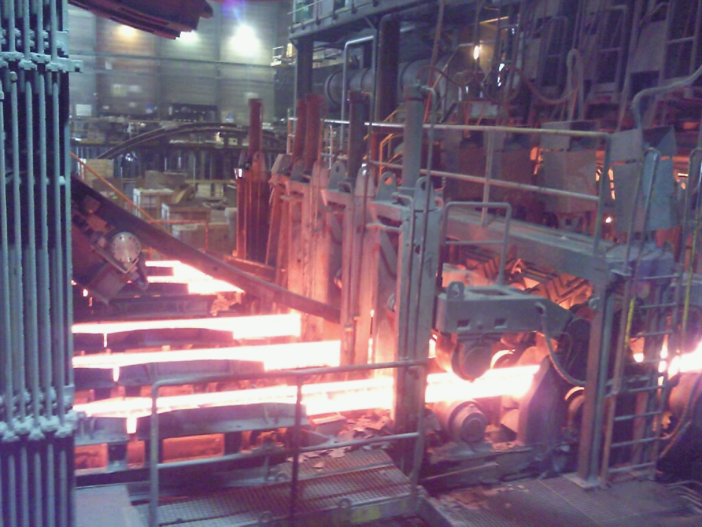 Fume Extraction Filter in Steel Mill (Basauri, Spain)