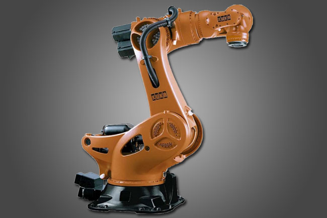 Robotic Cells Kuka